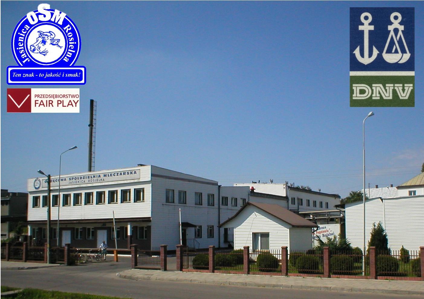 OSM Jasienica Rosielna - siedziba